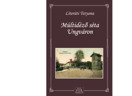 """У Будапешті вийшов угорський переклад книжки закарпатської журналістки Тетяни Літераті """"Втрачений Ужгород"""""""