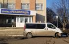 В Ужгороді зіпсували автомобіль жінки поки вона відвідувала медзаклад
