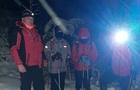 У горах Рахівщини рятувальники вночі шукали двох молодих чоловіків з Полтави
