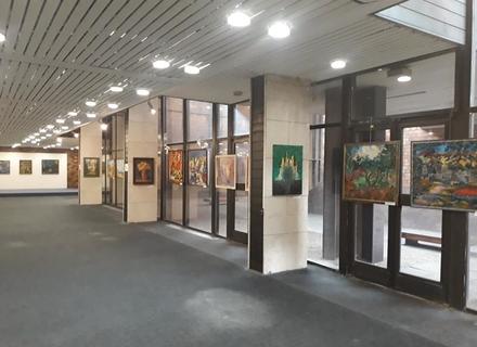 У столиці Словаччини почалася виставка робіт закарпатських художників
