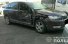 На Закарпатті п'яний молодик на автомобілі вдарився у паркан і втік