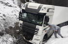 Природні аномалії на Закарпатті: снігові бурі, блискавки і град