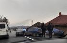 Потрійна аварія сталася на Мукачівщині