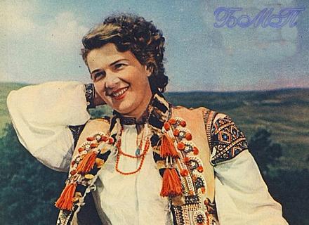 Фото закарпатки прикрашало обкладинку найпопулярнішого журналу СРСР