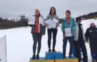 Надія Гапатин перемогла на Кубку України зі сноубордингу