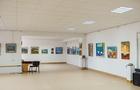 В Ужгороді закарпатські художники виставили роботи, які намалювали в мандрах