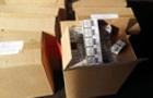 На Закарпатті правоохоронці зупинили вантажівку з контрабандними сигаретами на 7 млн. гривень (ВІДЕО)