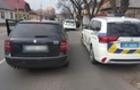 У Мукачеві поліція ганялася за п'яним водієм