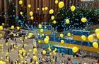 Здоровий глузд: На Закарпатті одна зі шкіл відмовилася псувати природу повітряними кульками (ВІДЕО)