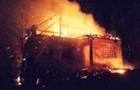 Через спалювання сухостою на Хустщині згорів житловий будинок