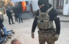 СБУ оприлюднила відео затримання банди циган-рекетирів (ВІДЕО)