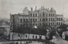 Яким був монастир Отців Василіан в Ужгороді після пожежі (ФОТО)