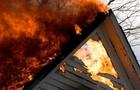 На Тячівщині вогонь знищив дах приватного будинку