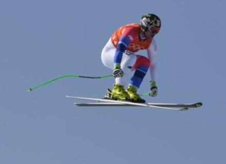 На Олімпіаді в Кореї закарпатець Ковбаснюк у слаломі-гіганті фінішував 57-м