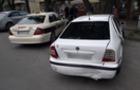 В Ужгороді нетверезий водій таксі скоїв ДТП