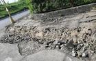 В Ужгороді патрульні поліцейські затримали чоловіка, який крав кам'яну бруківку