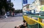 Бізнес на біді: Жебраків в Ужгород привозять централізовано на мікроавтобусах