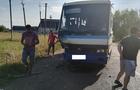 На Мукачівщині ВАЗ вдарився у рейсовий автобус