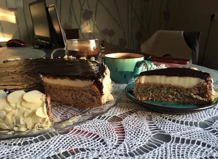Як пекти традиційний закарпатський торт Ескімо (РЕЦЕПТ)