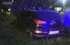 У Мукачеві нетверезий водій тікав від патрульних і потрапив у ДТП