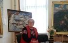 Перша виконавиця балади «Пливе кача по Тисині» закарпатка Віра Баганич удостоєна почесного звання «Заслужений артист України»