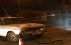 Нічна аварія та погоня в Ужгороді (ВІДЕО)
