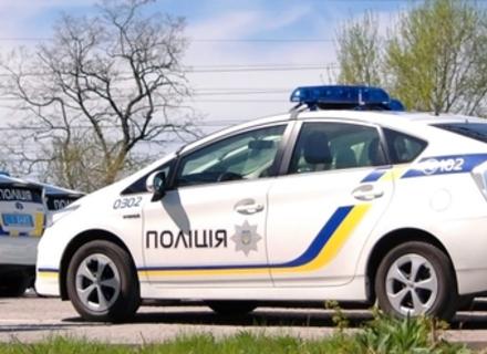 Біля Ужгорода патрульні влаштували погоню за п'яним водієм (ВІДЕО)