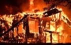 Біля Перечина згоріло 20 тон деревного вугілля