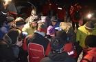 Стали відомі точні координати лижника, що загубився на Різдво