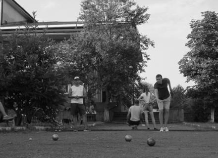 У Нижньому Селищі відбувся традиційний турнір з петанку