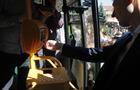 На мукачівських автобусах встановлено системи безконтактної оплати за проїзд