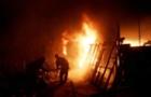 Опівночі на Тячівщині згорів будинок