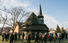 За кошти Угорщини на Виноградівщині відновили дерев'яний храм 18-го століття