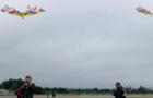 На території міжнародного аеропорту Ужгород провели фестиваль повітряних зміїв