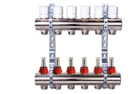 Svit tepla - Коллектор для отопления