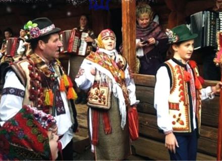Найближчими днями в Ужгороді відбудеться фестиваль коляди та вертепне дійство