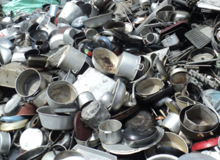 Где в Киеве сдать пищевой алюминий