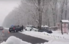 Потрійна аварія на Берегівщині - два автомобіля опинилися в кюветі