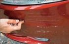 Як в Ужгороді діти дряпають автомобілі (ВІДЕО)