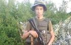 Біль: У зоні АТО від кулі снайпера загинув 21-річний мукачівець
