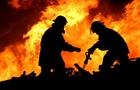 Масштабна пожежа сталася в  Ужгородському районі