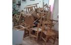 У Мукачеві підліток розгромив кімнату в гуртожитку і тікав від поліції через розбите вікно