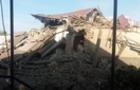 У Великій Бакті через вибух газу зруйновано житловий будинок