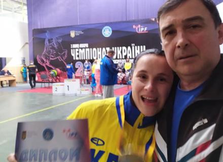 Закарпатці здобули 6 медалей на чемпіонаті України з пауерліфтингу