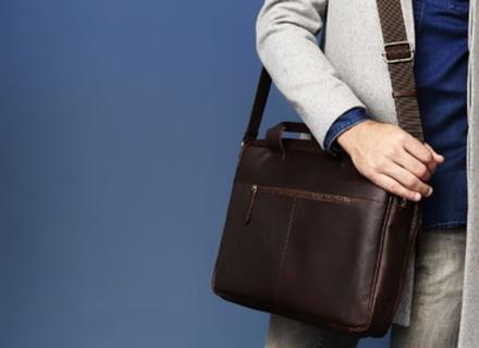 Самые популярные модели кожаных мужских сумок