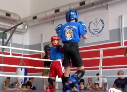 """Міжнародний турнір з кік-боксингу """"IPPON OPEN"""". ВІДЕО"""