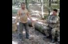 В Ужгородському лісництві упіймали крадіїв лісу (ВІДЕО)