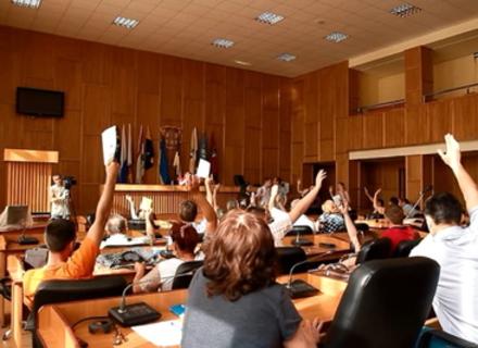 В Ужгородській міській раді непрозоро розділили ділянки комунальних підприємств