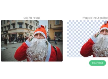 З'явився безкоштовний сервіс, який швидко видаляє фон на фотографіях