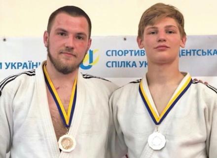 Ужгородські студенти Черняк та Смагін — призери Універсіади з дзюдо